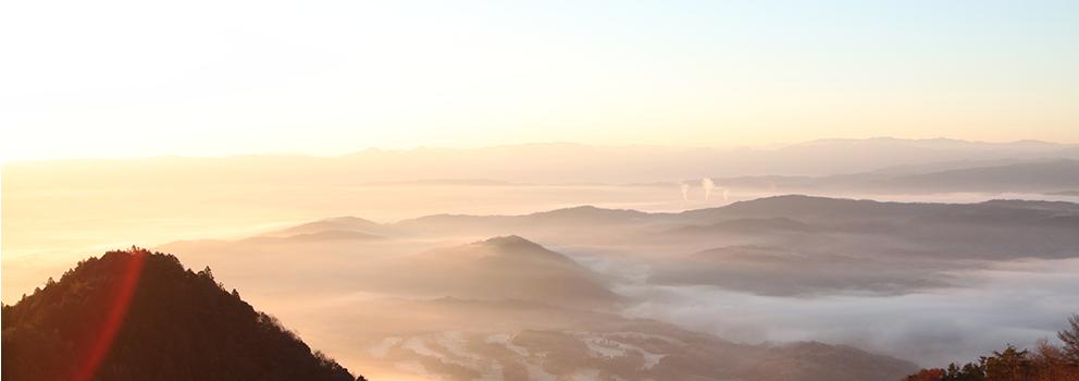 Imagem visual principal (veja, o amanhecer da refeição servida em um templo passagem montesa)